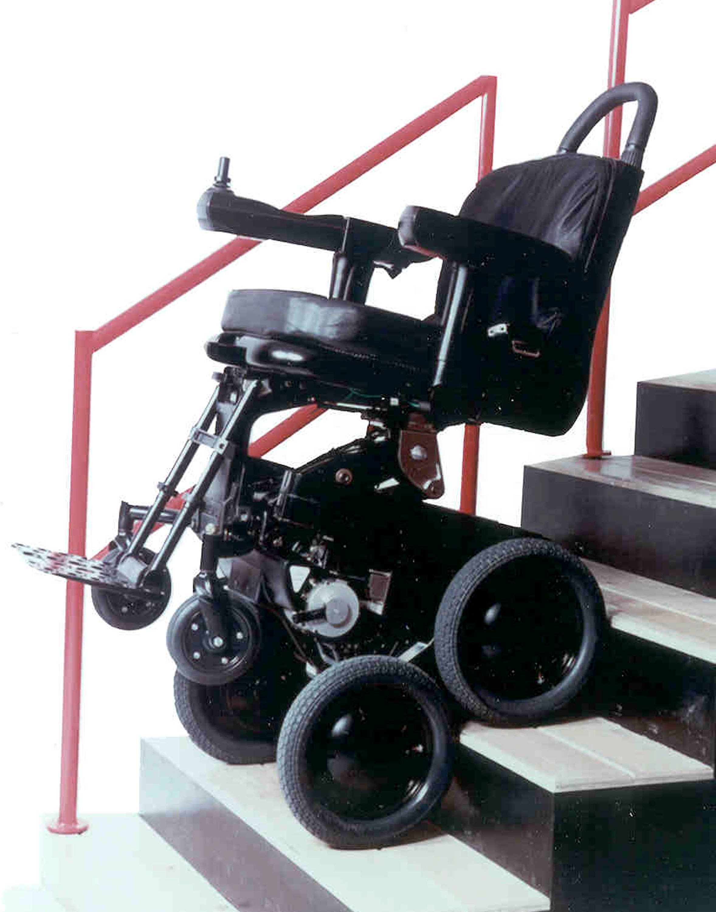 Stair Climbing Wheelchair Ibot Mobility System