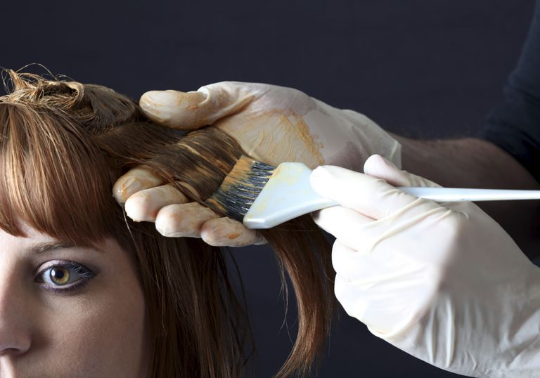 New Bigen Hair Color Allergic Reaction