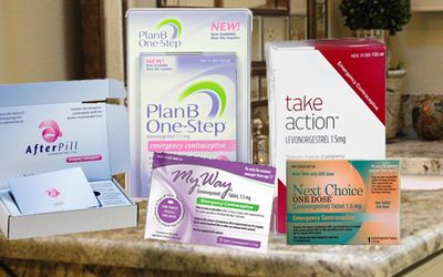 Where to Buy Plan B One-Step