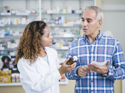 Consult your doctor or pharmacist when you decide to include a new supplement in your regimen.