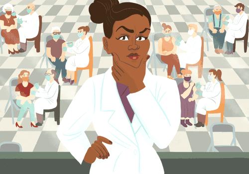 will COVID-19 vaccine trials reflect diversity?