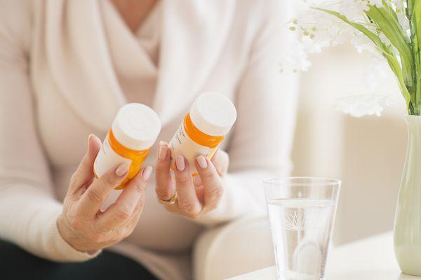 thyroid medication, not taking thyroid medication