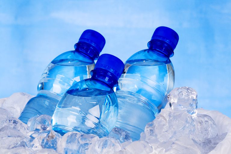 Can Freezing Plastic Water Bottles Cause Cancer?