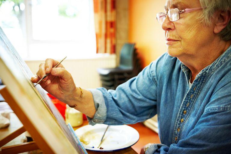 Creative Activities For People With Dementia
