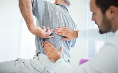 Sciatic back pain