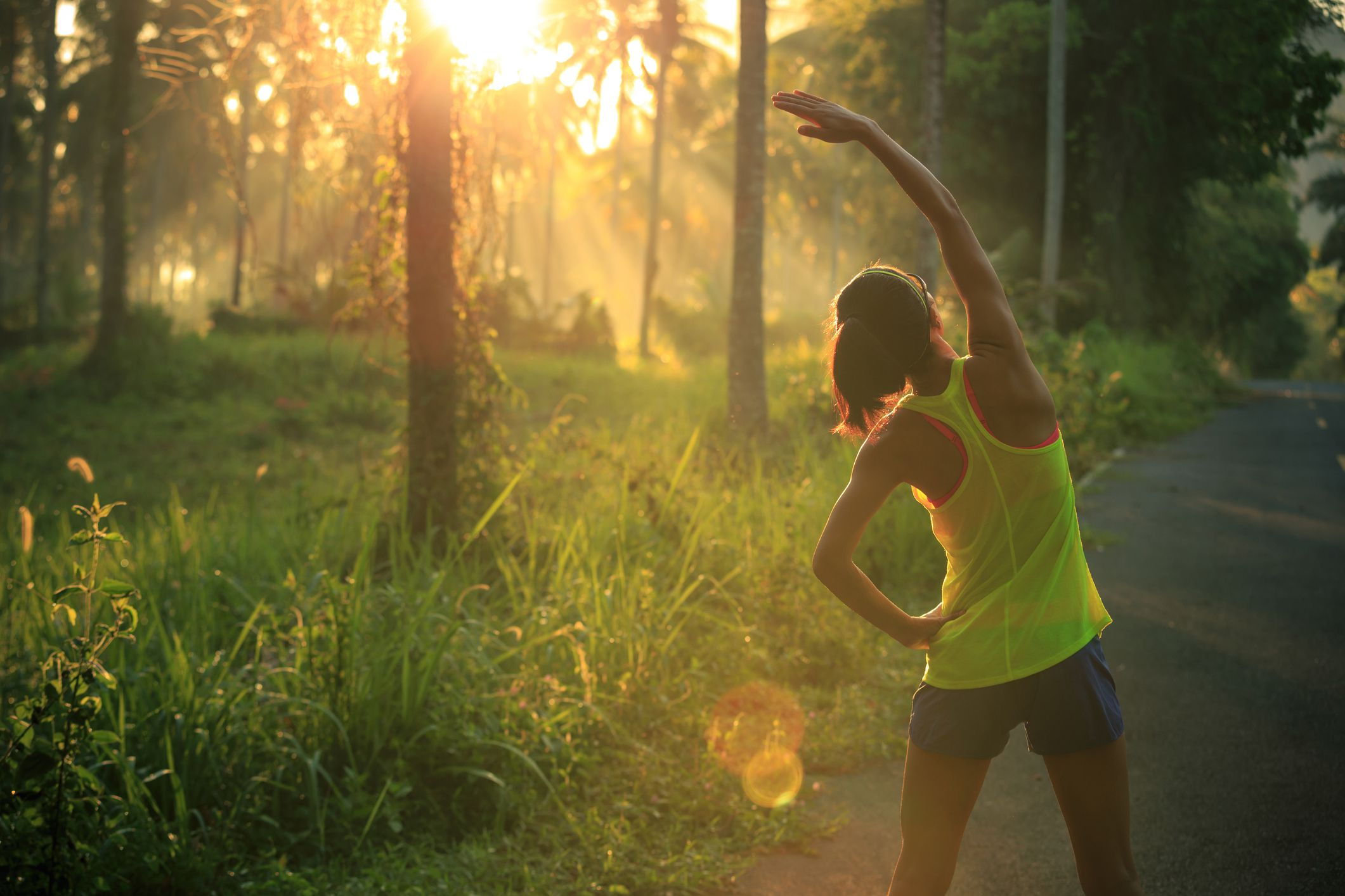 Can a Morning Workout Reduce Your Cancer Risk?
