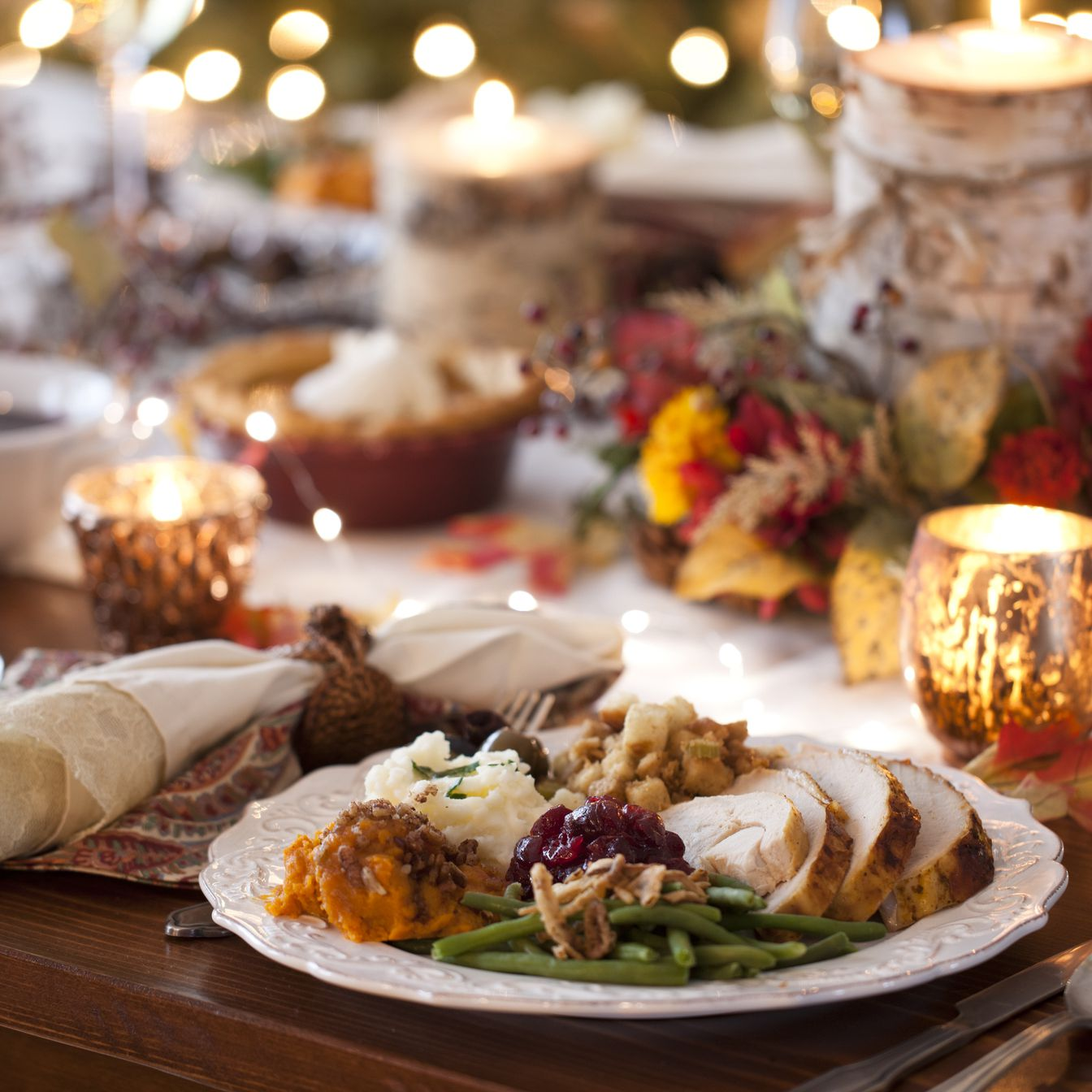 How to Survive Thanksgiving Day Grief