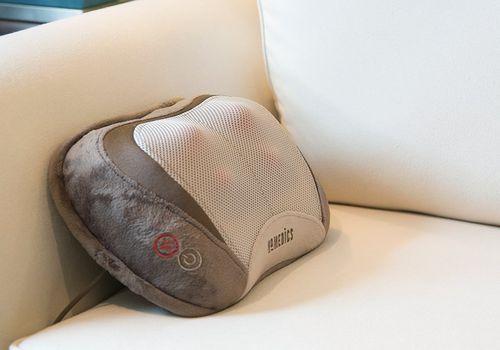 Homedic shiatsu massage pillow