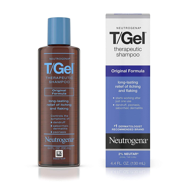 Neutrogena's T/Gel Therapeutic Shampoo