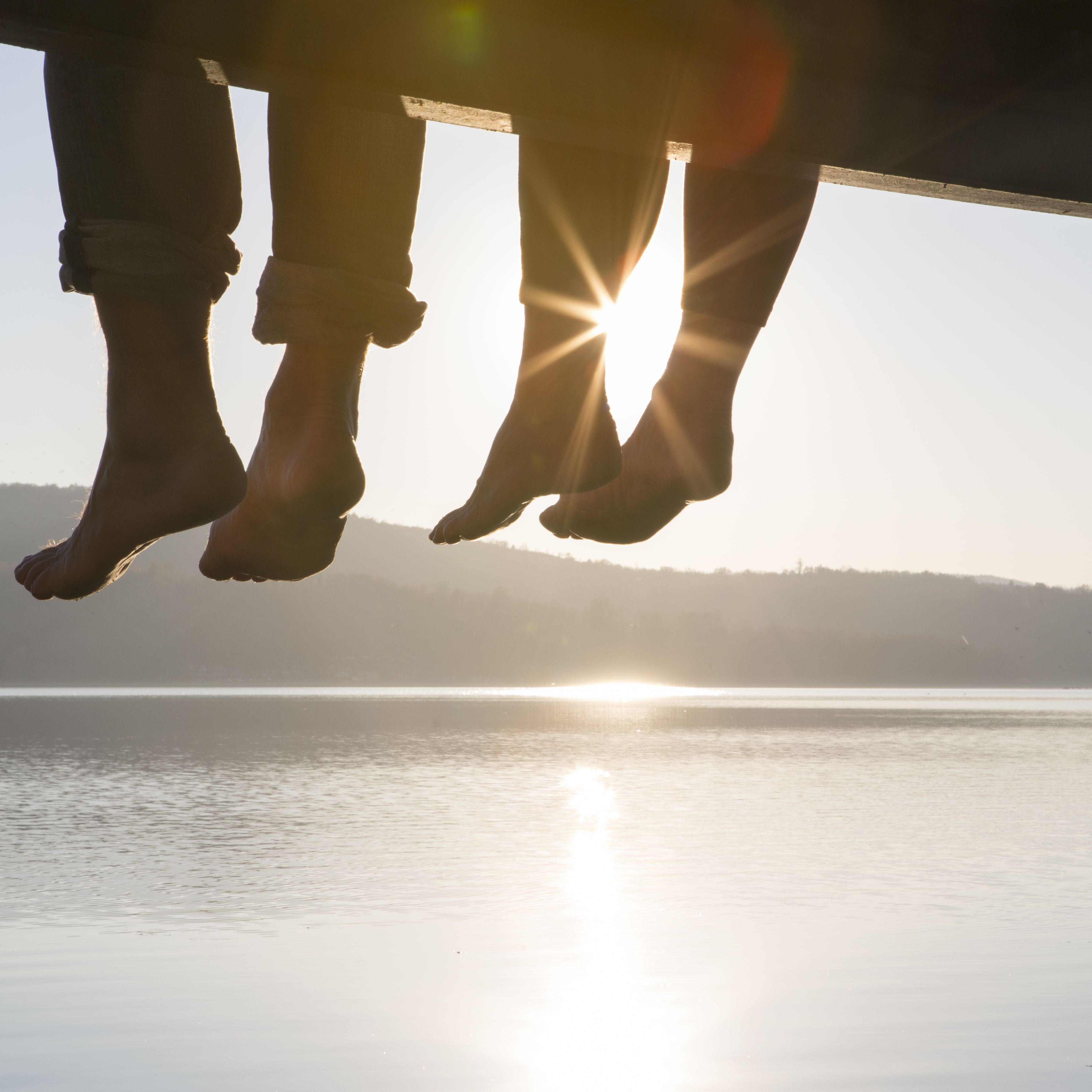 How Aging Affects Your Feet and Ankles