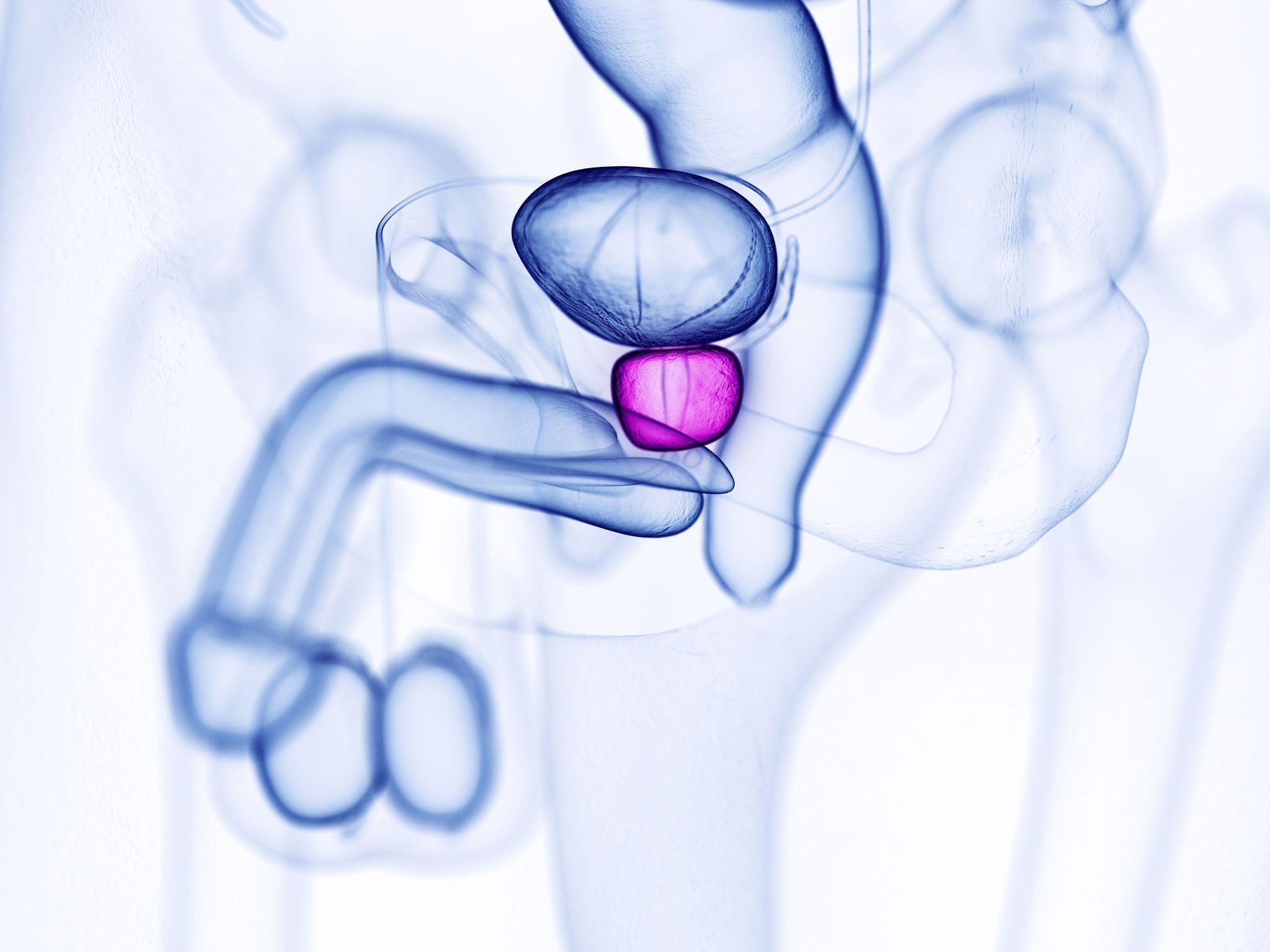 prostate exam nhs