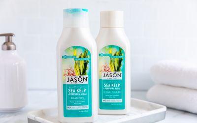 Gluten free Jason shampoo and conditioner
