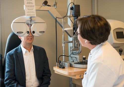Measuring higher order aberrations of the eye