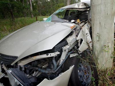 A fatal car accident