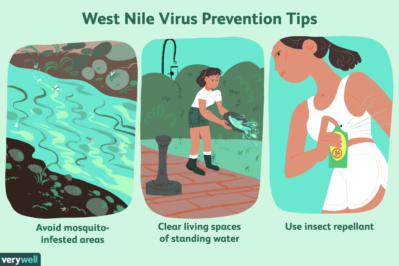 West Nile Virus Prevention Tips