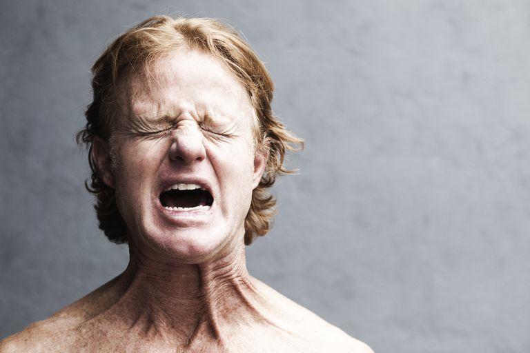 The emotion of chronic pain