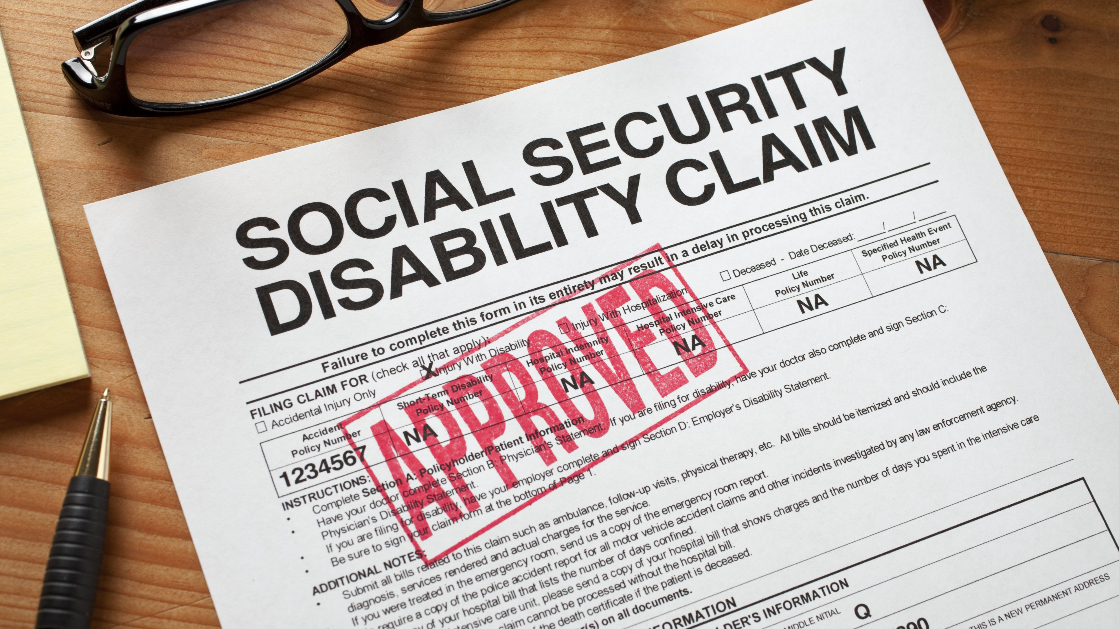 Social Security Disability for Fibromyalgia and ME/CFS