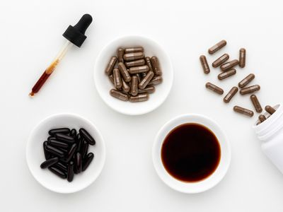 Palmetto softgels, capsules, and tincture