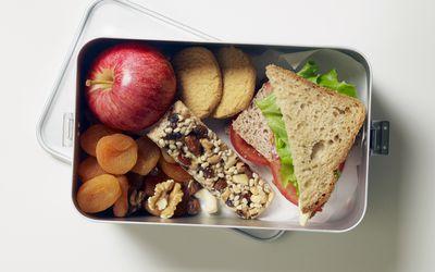 Allergy Friendly School Lunch Foods