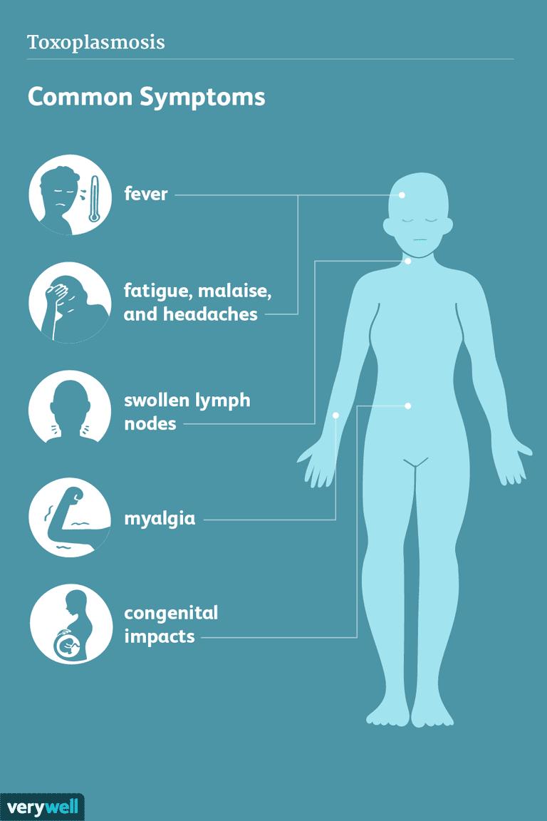 toxoplasmosis symptoms