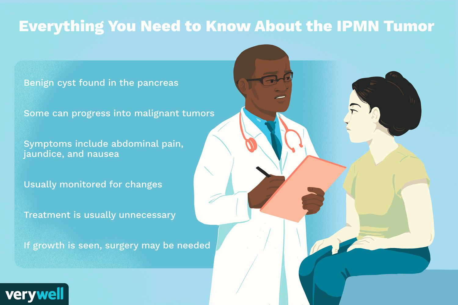 what to know about ipmn tumors