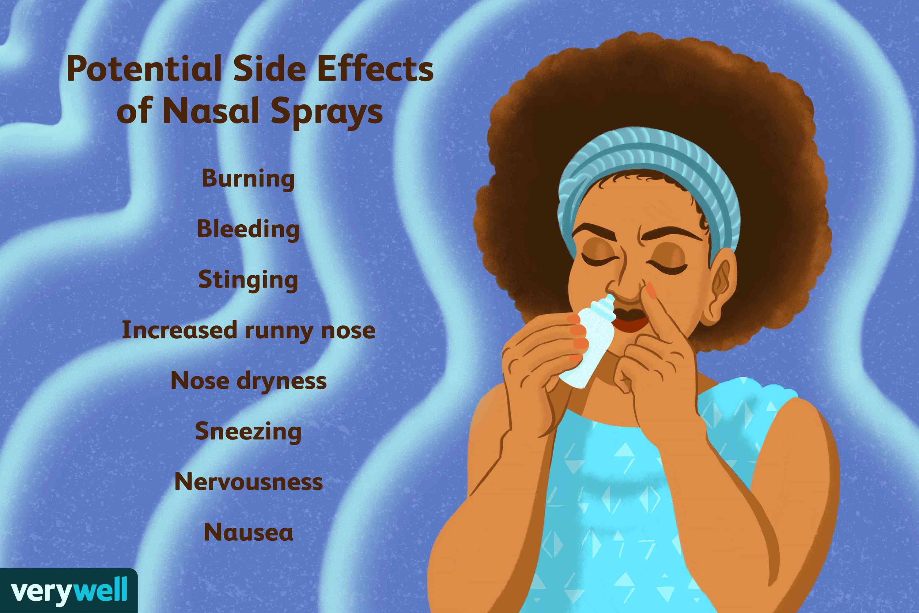 Potential Side Effects of Nasal Sprays