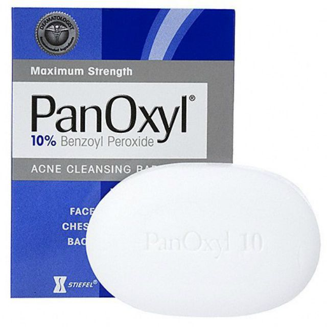 PanOxyl 10% Acne Cleansing Bar