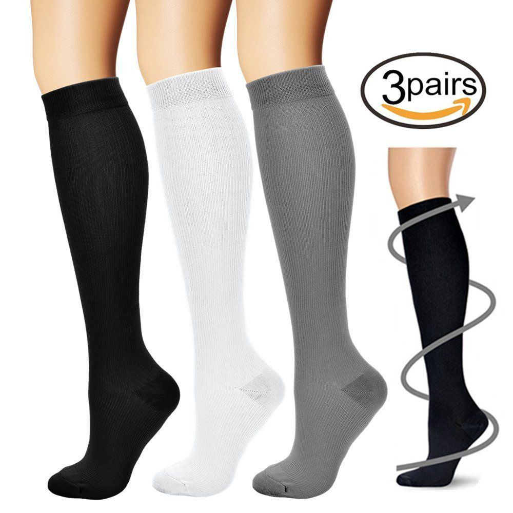 Best Overall Bluetree Compression Socks 3 Pairs