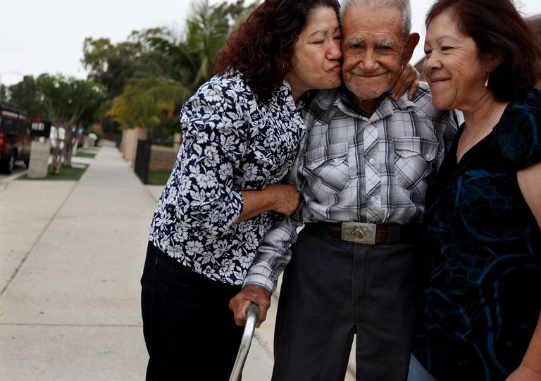 Latino Family Caregivers for Dementia