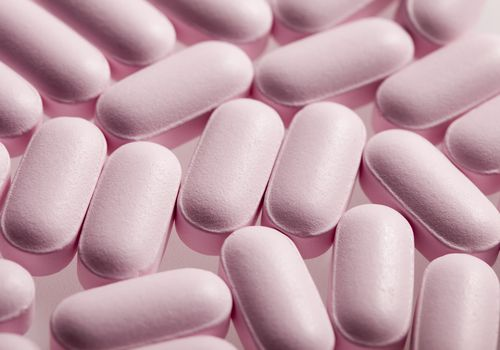 Glucosamine and MSM pills