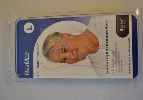 ResMed Gecko nasal pad product package