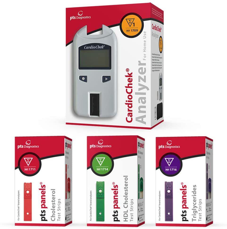 CardioCheck Blood Testing Device kit