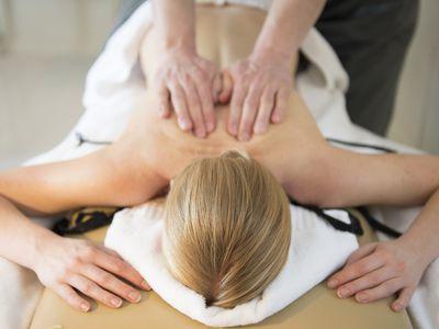Back and neck massage