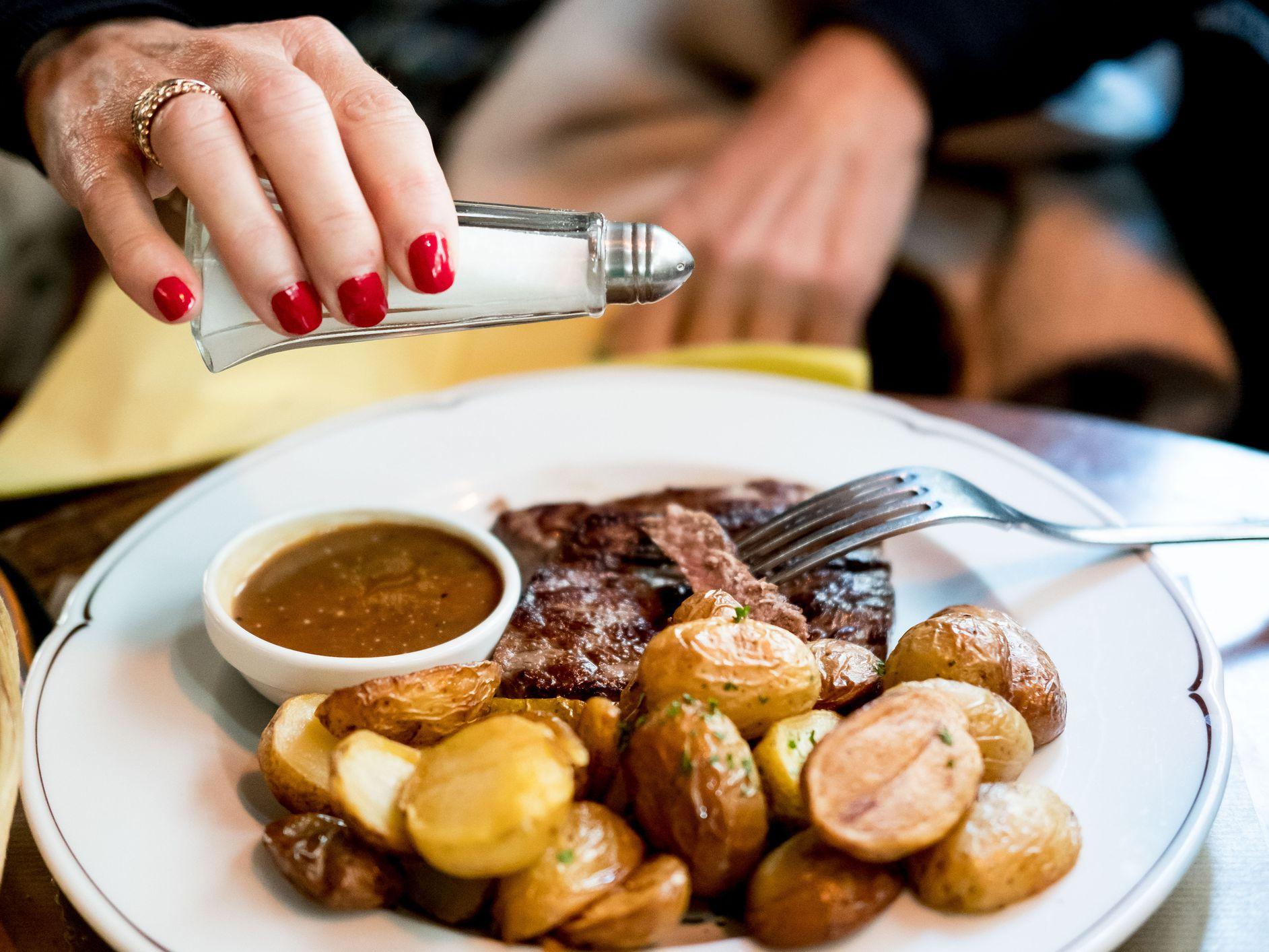 Does Salty Food Make Blood Pressure Go Up