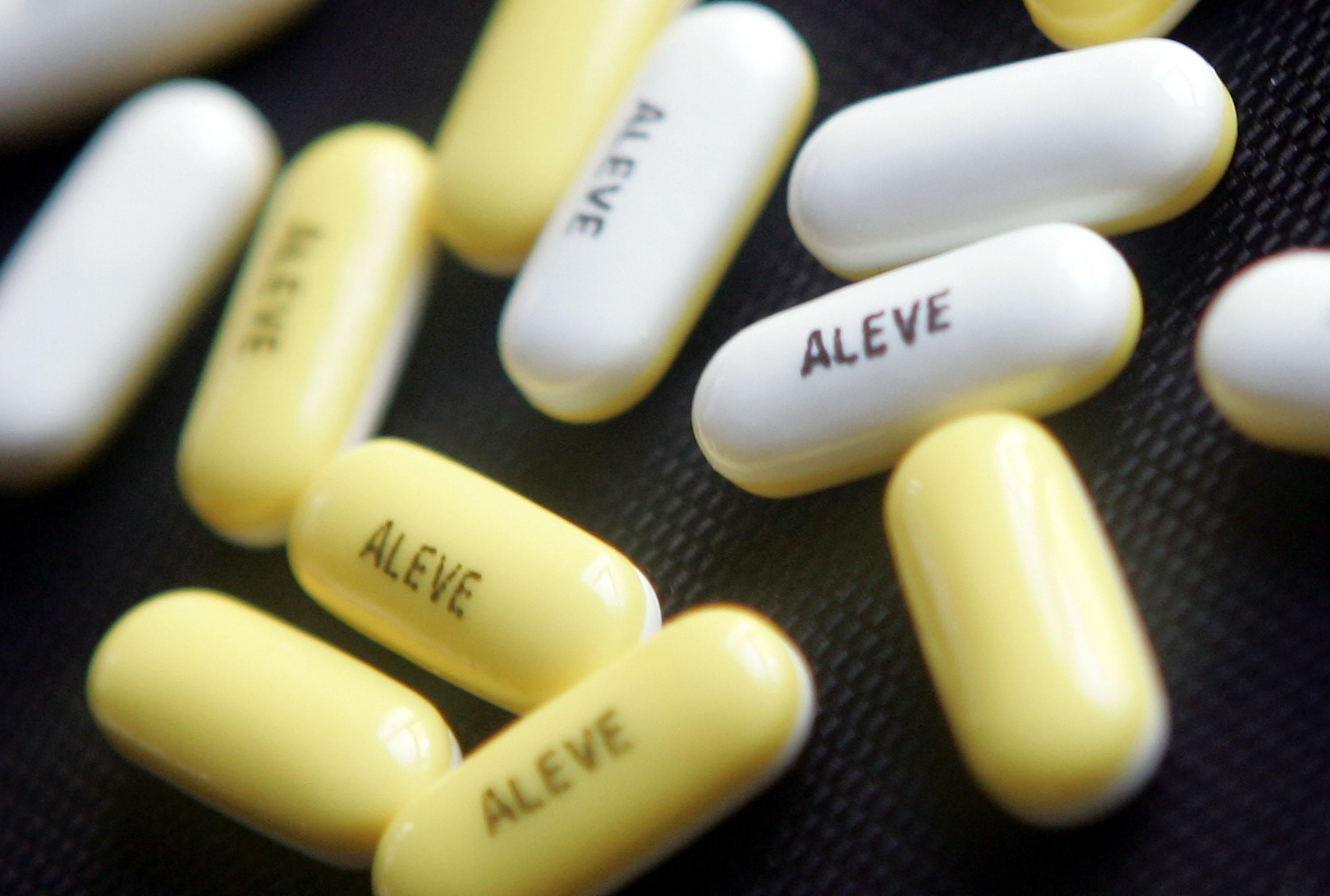 how often can you take aleve? correct dosage information