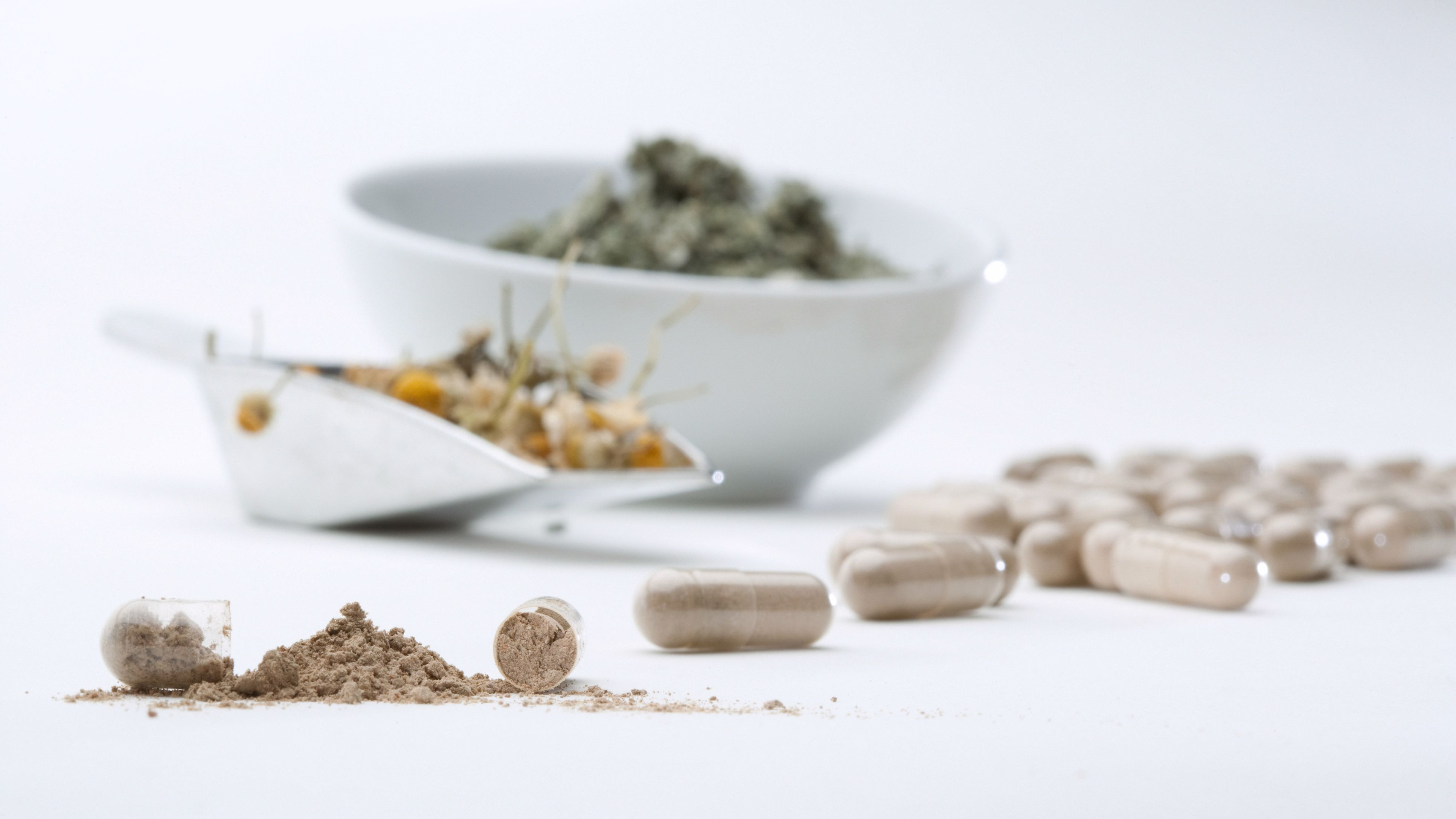 Herbs and Natural Remedies for IBS