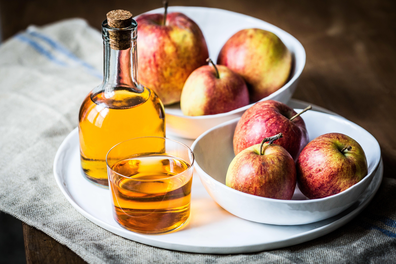 does apple cider vinegar make you pee