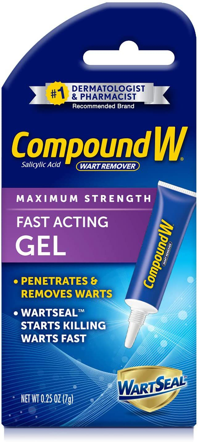Compound W Maximum Strength Fast Acting Gel