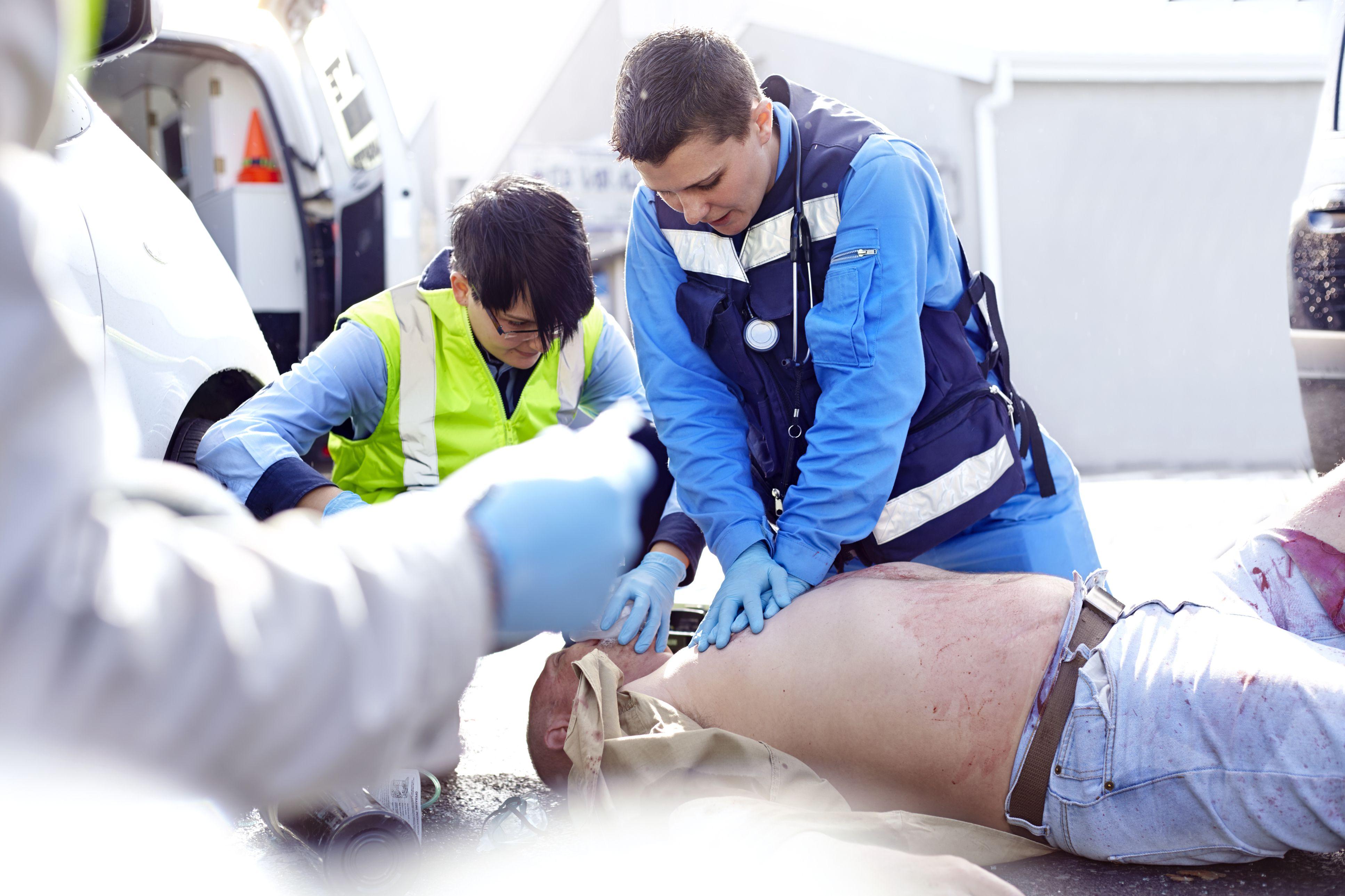 How to Perform Pit Crew Cardiac Arrest Resuscitation