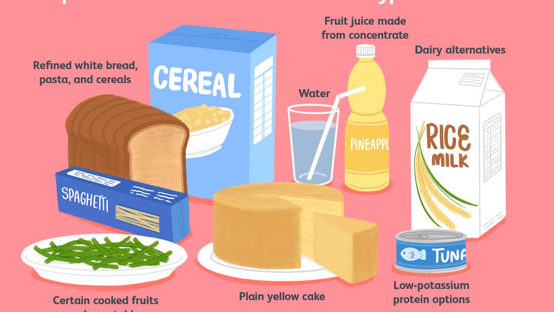 how tomhave a low potassium diet