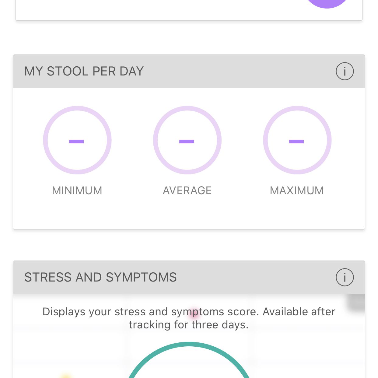 Cara Care app for people with IBS.