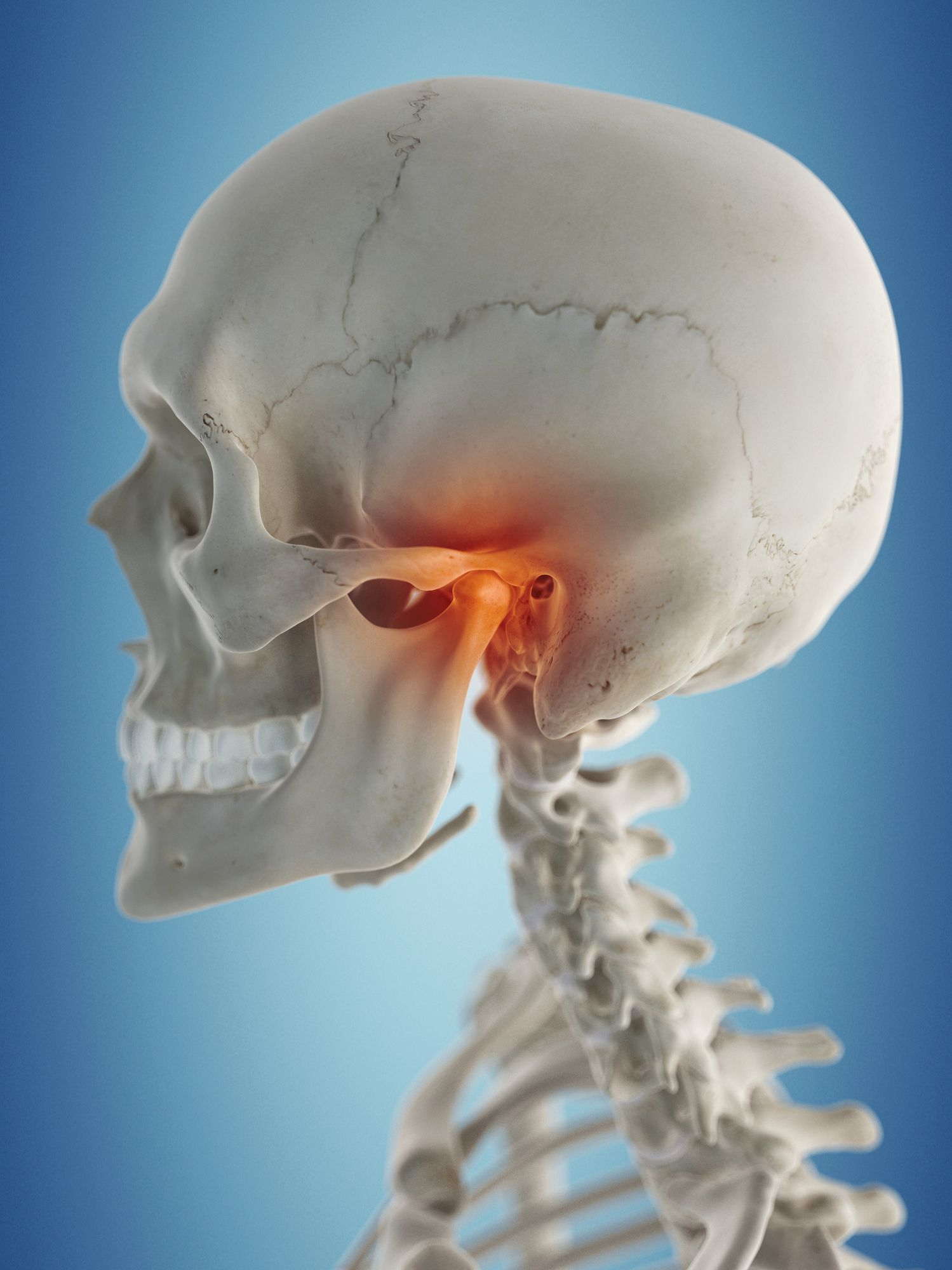 Is Your Neck Pain Related To Your Jaw Joint