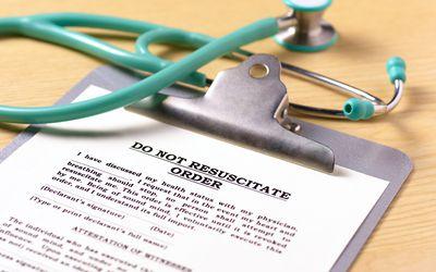 do not resuscitate order