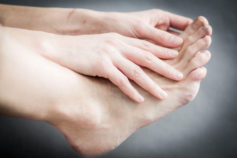 toe arthritis