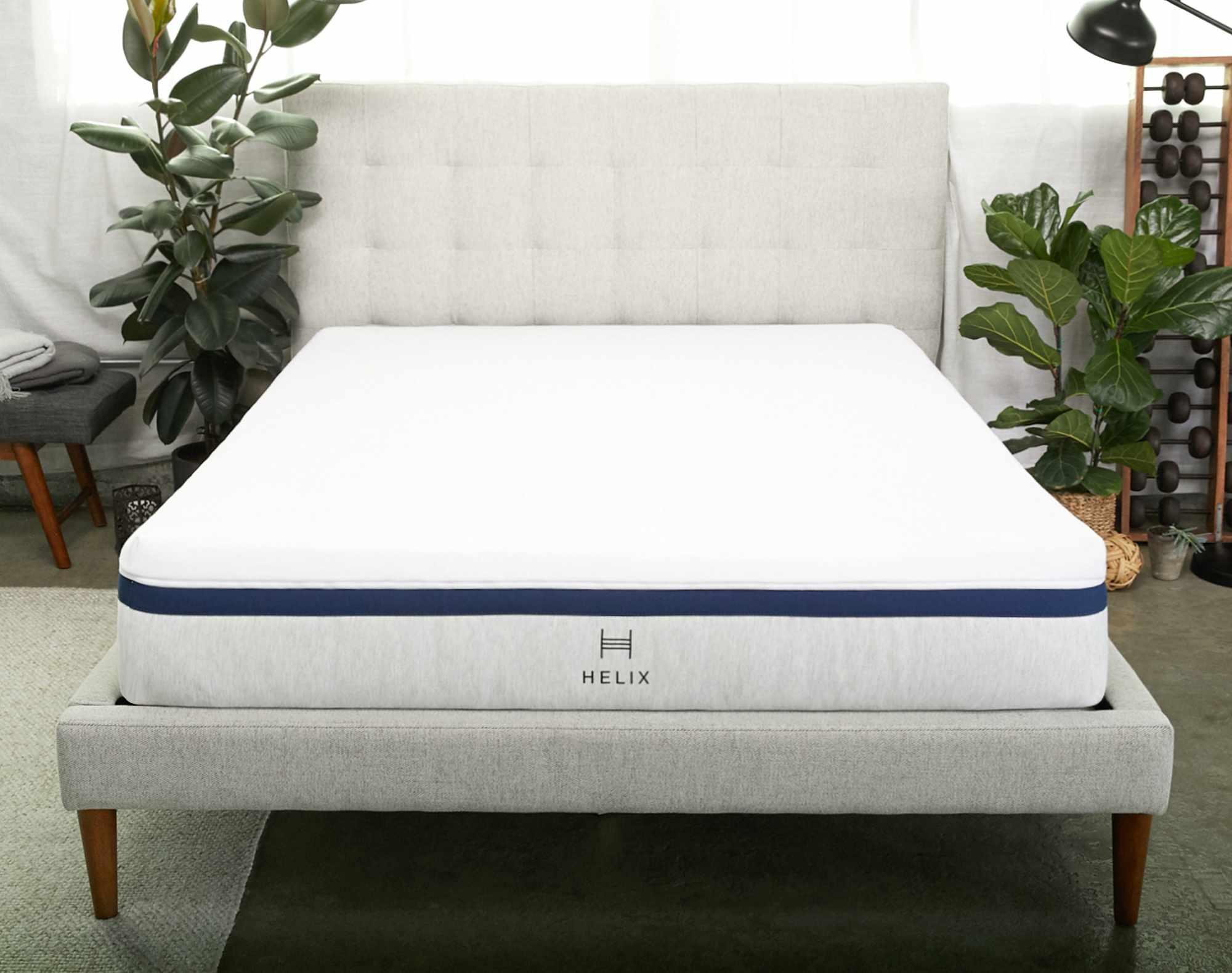 helix-mattress