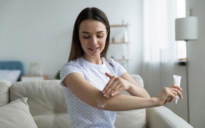 Moisturizing elbow