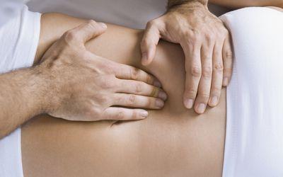 Back Mice Symptoms and Diagnosis