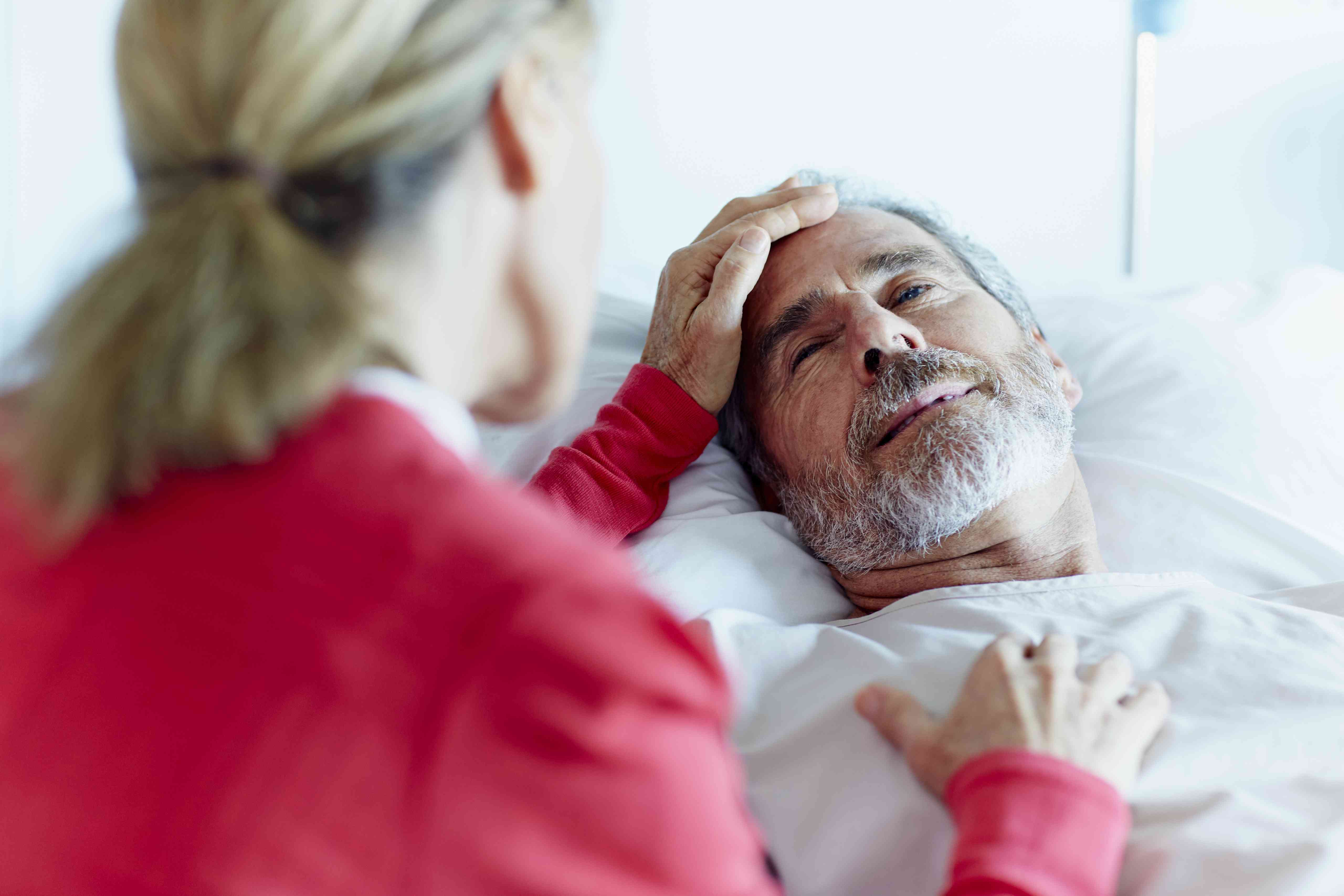 Talking to a Dying Loved One