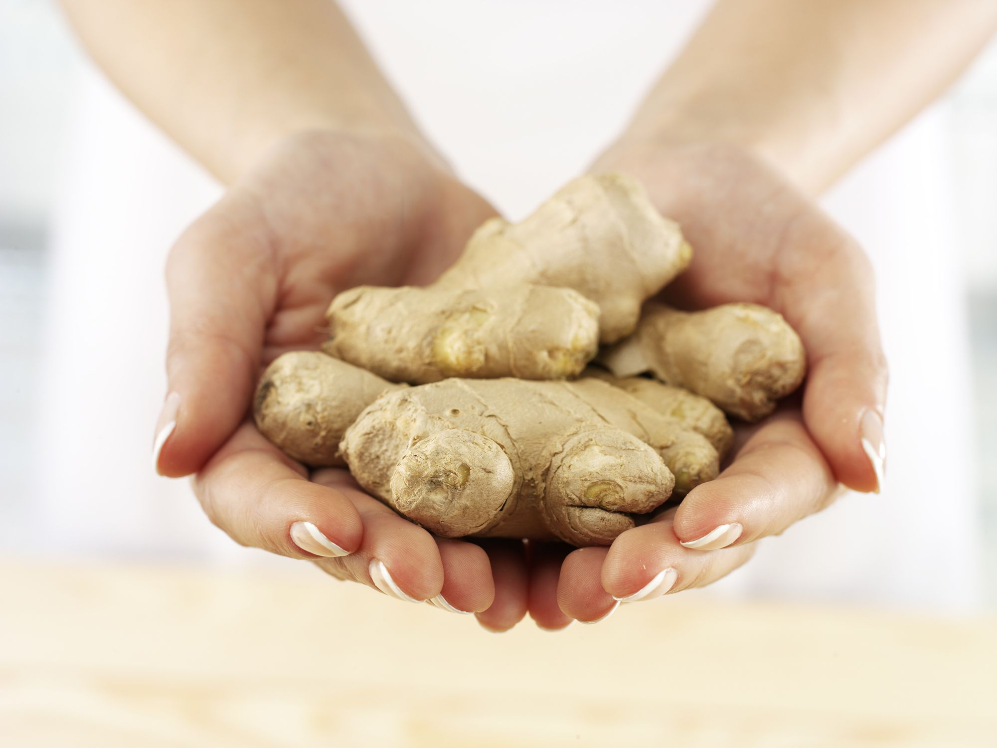Ginger to Relieve Menstrual Cramps