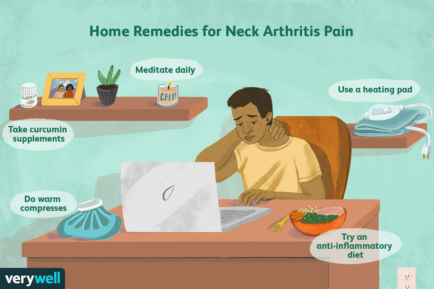Home Remedies for Neck Arthritis Pain